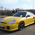 Porsche 911 gt2 type 996
