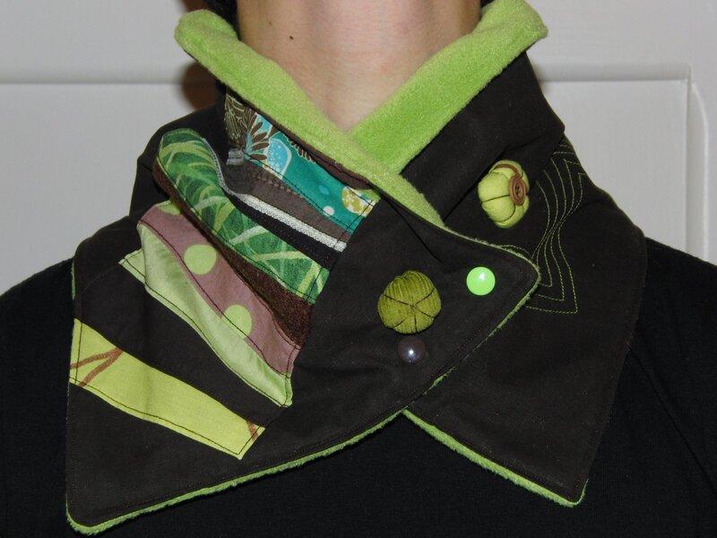 967f013d5308 Echarpe femme original - Idée pour s habiller