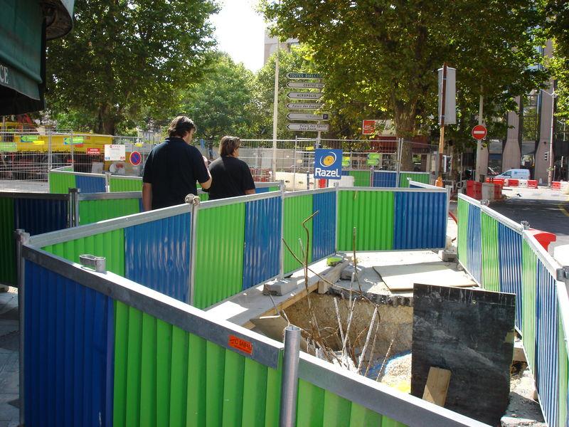chantier u tramway de nice n° XXX 021