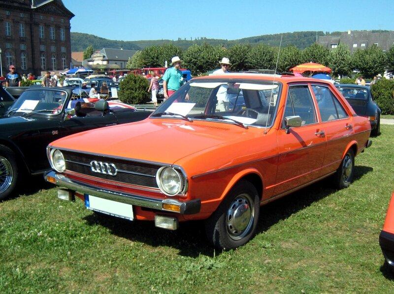 Audi 80 L de 1975 01