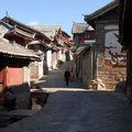 Matin à Lijiang