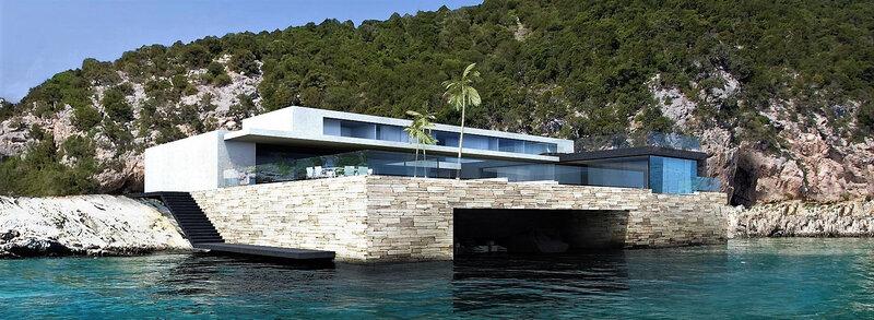 maison contemporaine design aix en provence