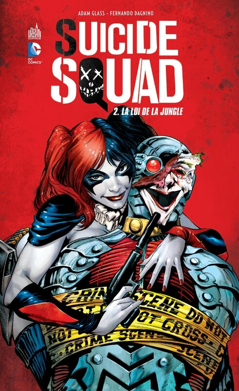 suicide squad 02 la loi de la jungle