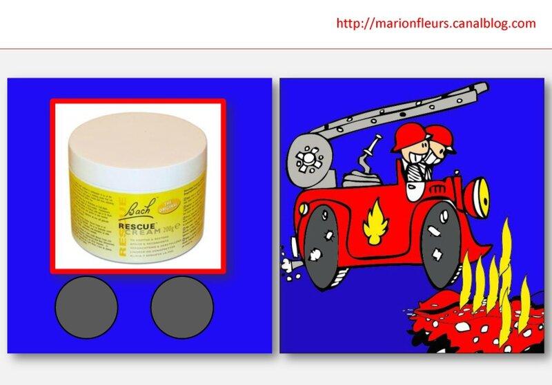 Crème Rescue Pompier