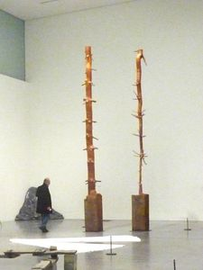 Giuseppe Penone O Tree of 12 Metres O 1980-2