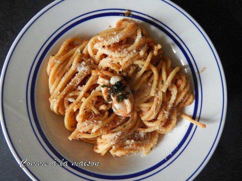 140417 - Spaghetti aux encornets (11)