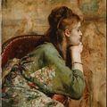 Alfred stevens, l'homme qui aimait peindre les femmes