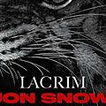 Lacrim : « jon snow » son nouveau morceau à découvrir sur playup