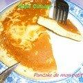 pancake de mon petit frère