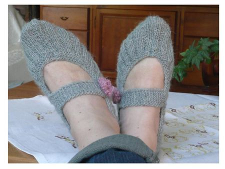 chaussons Drops