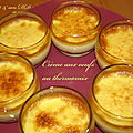 Creme aux oeufs (thermomix)