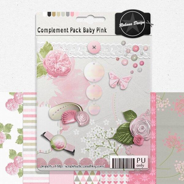 RD Baby Pink Boite