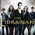 The librarians and the crown of king arthur / the librarians and the sword in the stone - episodes 101 et 102