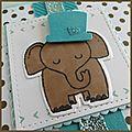 Bienvenue tout-petit - l'éléphant