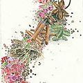 Epices et fleurs