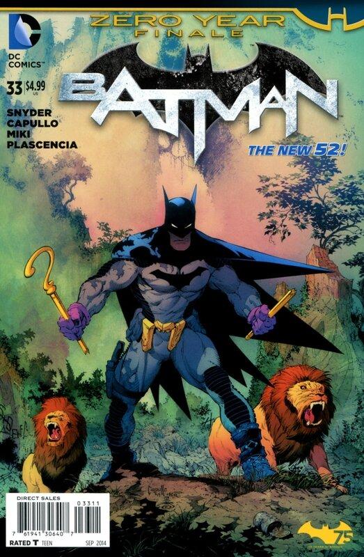 batman 33