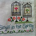 Singing in the spring (3)...