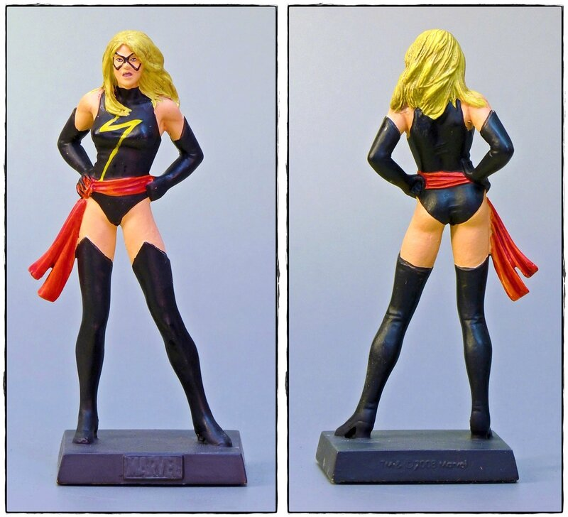 ms marvel eaglemoss