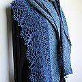 Ariane shawl