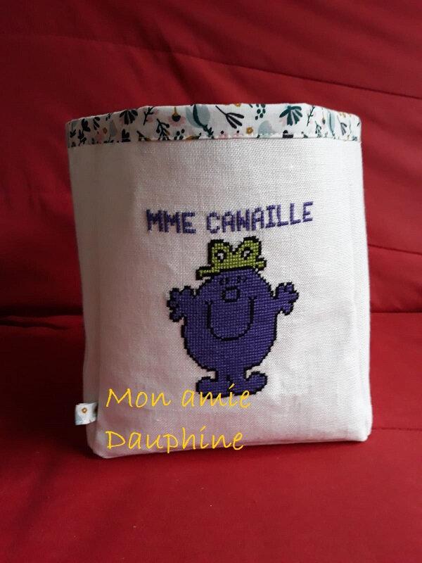 MmeCanaille