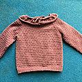 [tricot] pull matilda little
