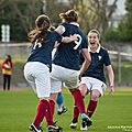 Photos France U19F - Russie UEFA 1-0