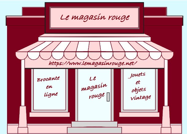 Le magasin rouge
