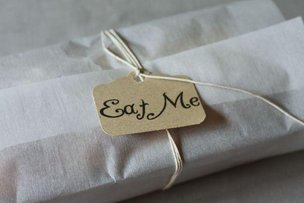 brioche emballée cadeau gourmand blog chez requia