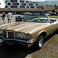 Pontiac grand ville convertible, 1972