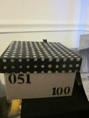 Boites de rangement pour les tours de cd (4)