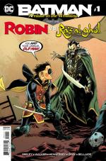 rebirth batman prelude to the wedding robin vs ra's al ghul