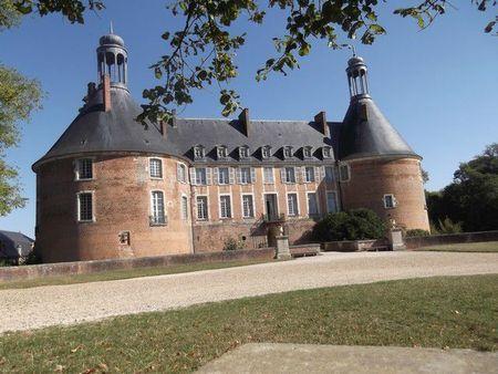 Château de St Fargeau