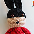 Super lapin ~ caro tricote