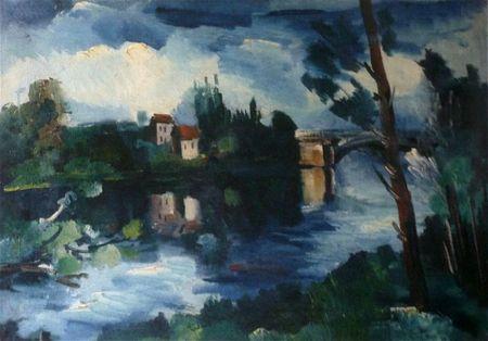 vlaminck_bord de riviere