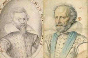 Plessis Mornay et l'Aubépine 1611 et 1612