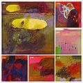 Vide-atelier: peinture sur toile 60 x 60