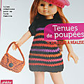 tenues de poupées