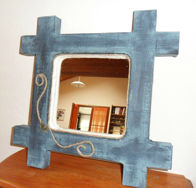 miroir carton