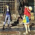 Bandai namco entertainment présente le jeu one piece world seeker