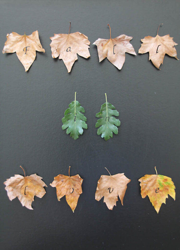 DIY_fall_in_love_leaves_garland_step_6