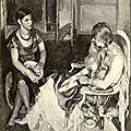Lettre de denise à philippe, paris, ce lundi 25 janvier 1932
