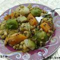 Rassacage bengali végétarien