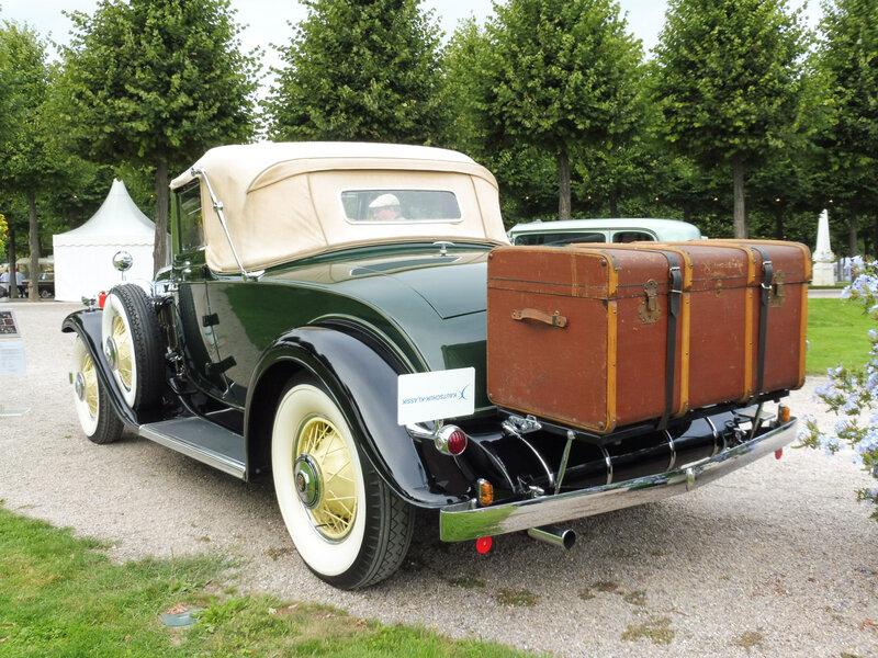 CADILLAC Series 355A convertible coupé 1931 Schwetzingen (2)