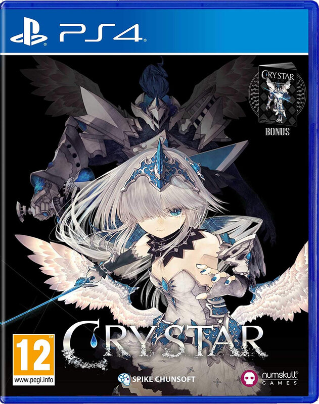 Crystar PS4