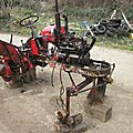 Restauration tracteur pony 812 de 1954