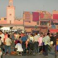 3 - Place Djemaa à Marrakech