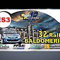 Baldomerien 2014 - ES3 + Podium