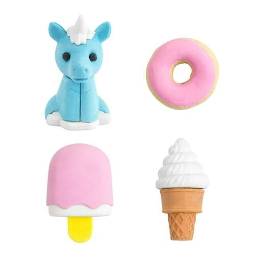 yoobi-bento-box-eraser-4-pack-unicorn-donut-ice-cream-pop-11ADQRFPAB-02