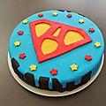 Un anniversaire de super-héros