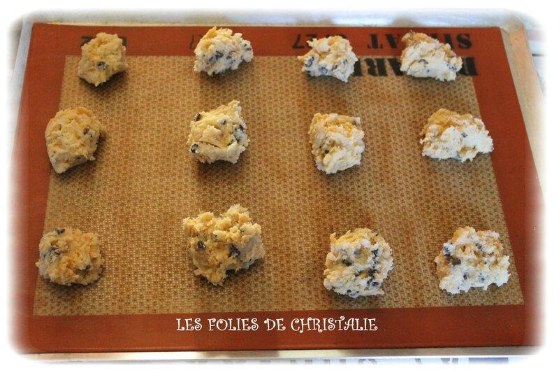 Cookies maîs 7